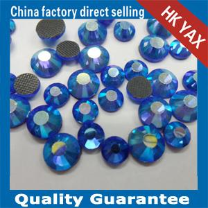China Y0602 sapphire AB color transfer DMCstrass; china factory crystal DMC strass transfer ;DMC transfer strass on sale
