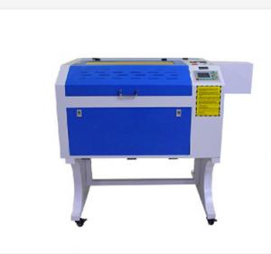 China Common Use DSP Tech PC Communicate USB Reading 50-60watt 4060 CO2 Laser Engraving Machine CO2 Engraver on sale
