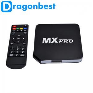 China MX Pro Amlogic Tv Box Android Kitkat S805 1G 8G  Bluetooth Wifi on sale