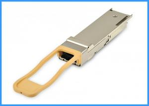 China 10km 100G SFP Optical Transceiver Module With Aluminum Alloy Shell on sale