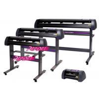 48 Inch Vinyl Printer Plotter Cutter Machine 0.127mm Precision With Aluminum Main Roller