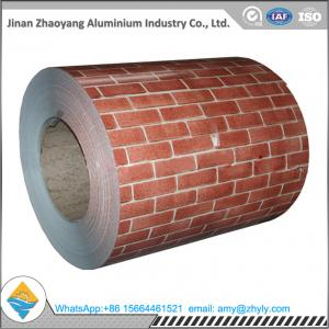 China PE Coated Decoration Aluminum Coil Aluminium Alloy 1070 0.8mm 1.2mm Pre Painted on sale
