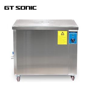China High Power Ultrasonic Cleaning Machine Moisture Proof PCB 30 - 110℃ Heating on sale