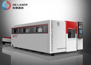 China Perfect Cutting Quality Fiber Aluminum Laser Cutting Machine 1000w 2000w 3000w 4000w on sale
