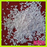 China Calcium chloride flakes/calcium chloride on sale