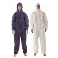 China Hygiene Disposable PPE Coveralls Hospital Isolation Gown Single Use Comfortable on sale