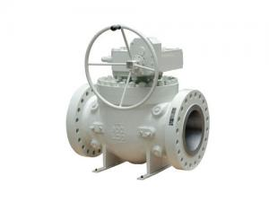 China Top Entry Ball Valve ( Stainless Steel and Carbon Steel) on sale