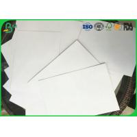 Grade A 600g Or Other Different Size Double Coated Glossy White Paper For Making Packages