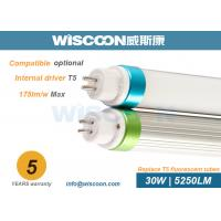 110 Lm/W T5 LED Replacement Bulbs Double End Input , Led Lights To Replace Fluorescent Tubes