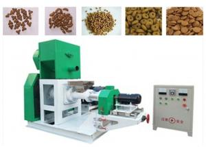 China Dry Type Fish Feed Production Line With Auto Temperature Control System on sale