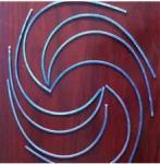 Anillo titanium del acero del sujetador de la aleación del níquel