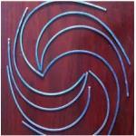 ニッケルのチタニウムの合金のブラの鋼鉄リング
