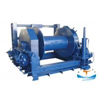 4 - 90kw Tugger Marine Electric Winch Local Control 20 - 500m Drum Capacity