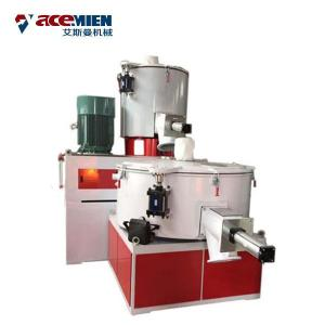 China PVC Mixing Plastic Auxiliary Machine 200~1500 Kg/Hr Electric Control System on sale