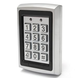 China Metal Waterproof Access Control with Card Reader  access control system with keypad password unlock door opener on sale