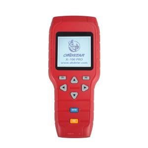 China OBDSTAR X-100 PRO X100 Pro Auto Key Programmer C Type for IMMO and OBD Software Function on sale