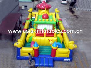China Inflatable Play Ground /Inflatable Fun City / Inflatable Fun Land For Sale on sale