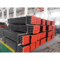 China Geological Exploring Steel Drill Rod , Hardened Steel Rod  BQ NQ HQ PQ Size on sale