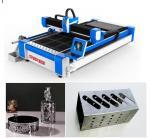 Metal a máquina de corte do laser dos tubos 3D/auto eixo da máquina de corte X da tubulação Y Z