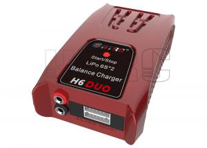 China Light Weight  High power RC NiMh Battery Charger AC110-240V / DC11-18V on sale