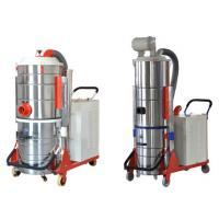 Max 25Kpa Concrete Grinding Vacuum Cleaners 380v-440V Three Phrase
