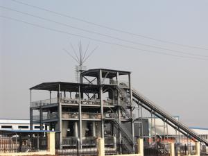 China Plastics refine oil plant on sale