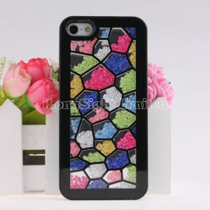 China New Bling Crystal Diamond Cases Cover For iPhone 5 on sale