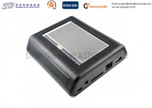 China PA66 , Nylon / PA + Glass Fiber Handheld Custom Plastic Enclosures For Electronic on sale