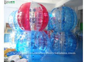 China Human Inflatable Bumper Ball on sale