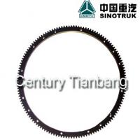 China HOWO spare parts 612600020208  STARTER RING GEAR on sale