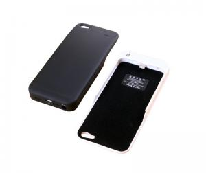 China 4200 mAh Capacity /5V Input Extended Battery Cases For Iphone 5/5s on sale