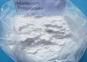China Drostanolone Propionate 521 12 0 Increase Muscle Tissue , Masteron Muscle Gaining Steroids on sale