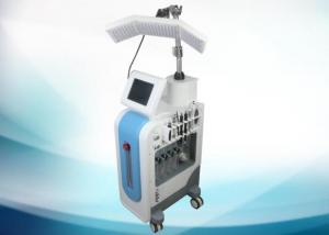 China Oxygen Injection Oxygen Hydro Diamond Microdermabrasion Machine Ultrasonic Scrubber on sale