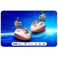 Portable Cavitation Slimming Machine , Ultrasonic 5 In 1 Beauty Machine