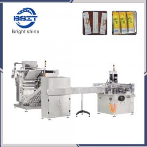 China Multi-Lines Sachet Packing Production Line for Powder (DXDF900A) on sale