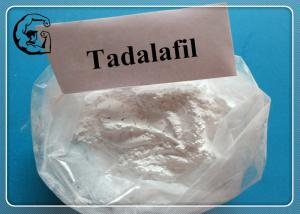 China Sex Steroid Tadalafil / Cialis for Treating Erectile Dysfunction CAS 171596-29-5 supplier