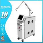 2016 hottest High Quality Q-switch Nd Yag Laser Tattoo Removal and Skin Tanning machine