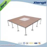 China Durable Raised Computer Flooring , Raised Access Floor Tiles 610mm on sale