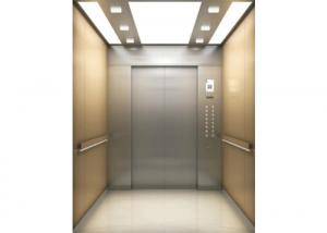 China Intelligent High Speed Passenger Elevator stainless steel Material on sale