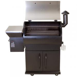 China Heavy Duty Bbq Grills That Use Wood Pellets Smart Pellet Grill on sale