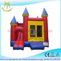 Hansel inflatables castles,water park slides for sale,inflatable kids beds