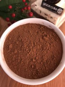 China HALAL 100 Brown Cocoa Powder Free Flowing Brown Powder Heavy 6.2-6.8 PH Value on sale