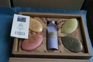 China natural soap sets on sale