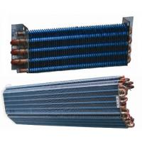 Aluminium Finned Copper Tube Evaporator Assembly Air Conditioner Parts