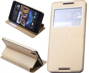 China Window Display Leather HTC Cell Phone Cases For HTC 816 / Mobile Flip Cover on sale