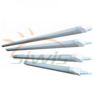 China Milky PC Cover T5 LED Tube Light 10W 600mm 150 Degree Ra84 1000Lm on sale