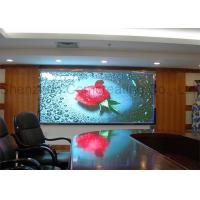 OEM Indoor Full Color LED Display Panel Advertising HD P3 LED Video Wall Front Service Customized Size Fixed