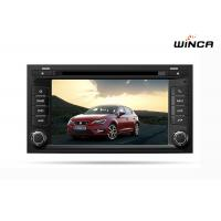 16 GB NAND Flash Car Audio GPS Navigation for Seat Leon 2013 Multi Function