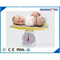 BM-1404  Cheap Portable Medical Hospital Mechanical Infant Scale with Tray Baby Scale with CE&RoHS, Baby Weighing Scales