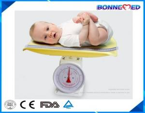 China BM-1404  Cheap Portable Medical Hospital Mechanical Infant Scale with Tray Baby Scale with CE&RoHS, Baby Weighing Scales on sale
